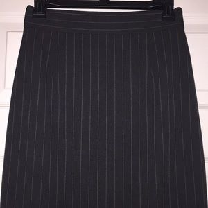 High Waisted Pencil Skirt! Classic Charcoal Grey;)
